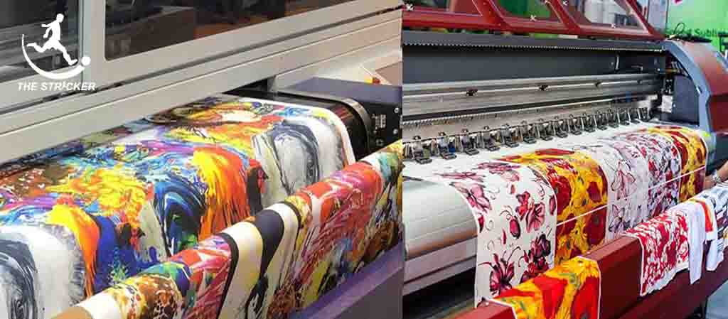 Types of Fabric Printing Method | The Stricker |