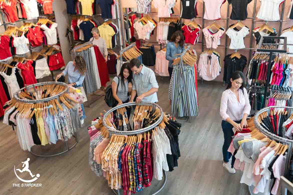 What is Retail Merchandising-The Stricker