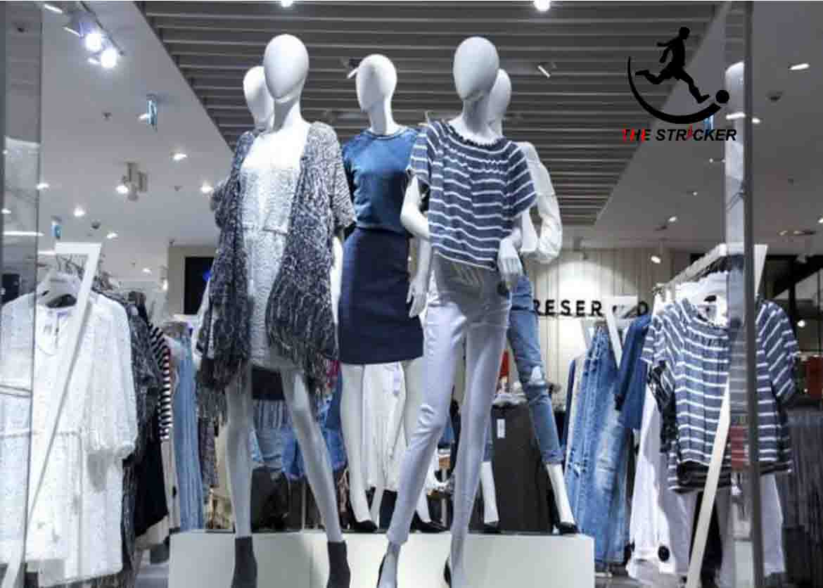What is Visual Merchandising-The Stricker