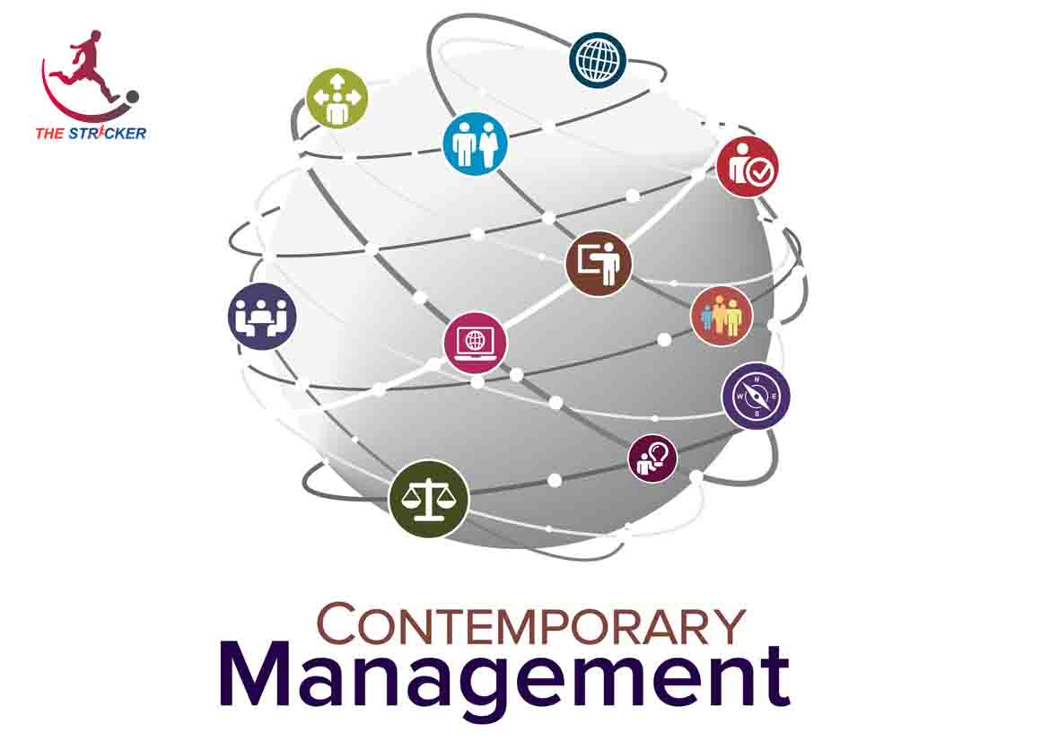 What is Contemporary Management-The Stricker